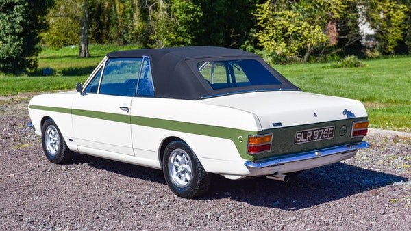 1967 Ford Lotus Cortina Mark II Crayford Convertible For Sale (picture 13 of 229)