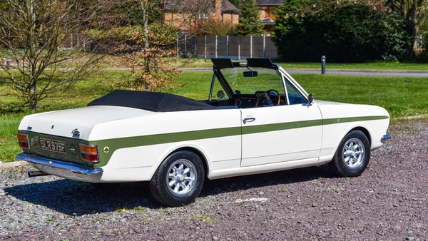 1967 Ford Lotus Cortina Mark II Crayford Convertible For Sale (picture 7 of 229)