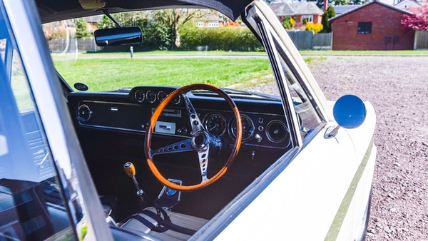 1967 Ford Lotus Cortina Mark II Crayford Convertible For Sale (picture 38 of 229)