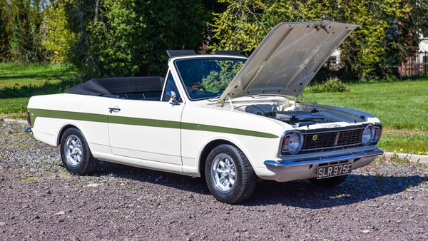 1967 Ford Lotus Cortina Mark II Crayford Convertible For Sale (picture 29 of 229)