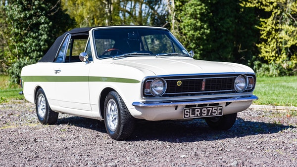 1967 Ford Lotus Cortina Mark II Crayford Convertible For Sale (picture 10 of 229)