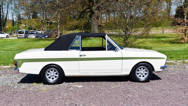 1967 Ford Lotus Cortina Mark II Crayford Convertible For Sale (picture 23 of 229)