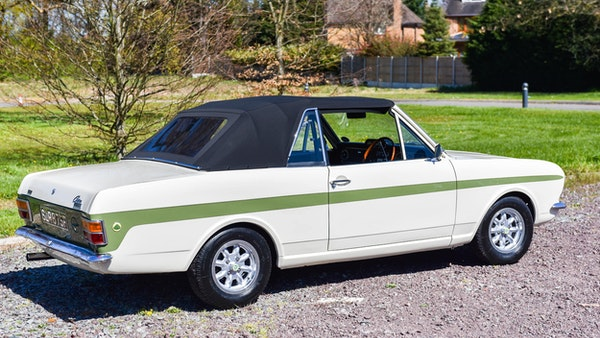 1967 Ford Lotus Cortina Mark II Crayford Convertible For Sale (picture 21 of 229)