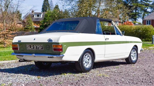1967 Ford Lotus Cortina Mark II Crayford Convertible For Sale (picture 19 of 229)