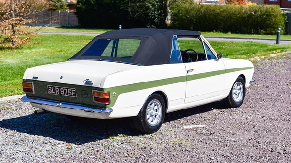 1967 Ford Lotus Cortina Mark II Crayford Convertible For Sale (picture 20 of 229)