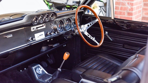 1967 Ford Lotus Cortina Mark II Crayford Convertible For Sale (picture 72 of 229)