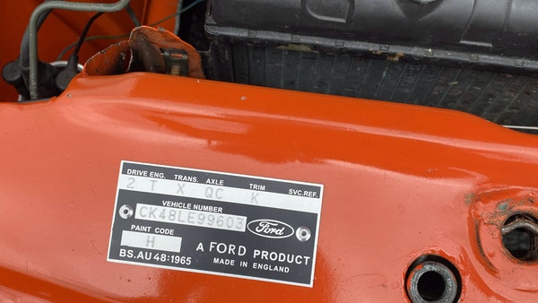 1971 Mk1 Ford Escort GT 1300 For Sale (picture 90 of 124)