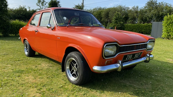 1971 Mk1 Ford Escort GT 1300 For Sale (picture 1 of 124)