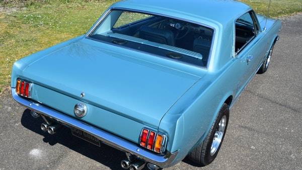 1966 Ford Mustang Coupe For Sale (picture 11 of 123)