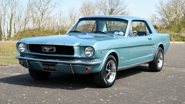 1966 Ford Mustang Coupe For Sale (picture 1 of 123)