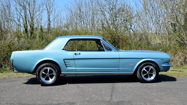 1966 Ford Mustang Coupe For Sale (picture 7 of 123)