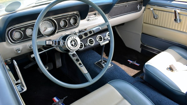 1966 Ford Mustang Coupe For Sale (picture 73 of 123)