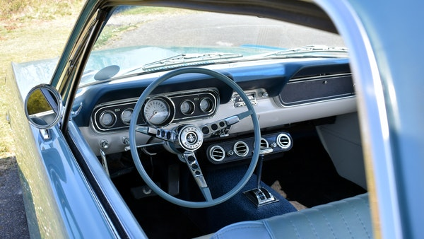 1966 Ford Mustang Coupe For Sale (picture 37 of 123)