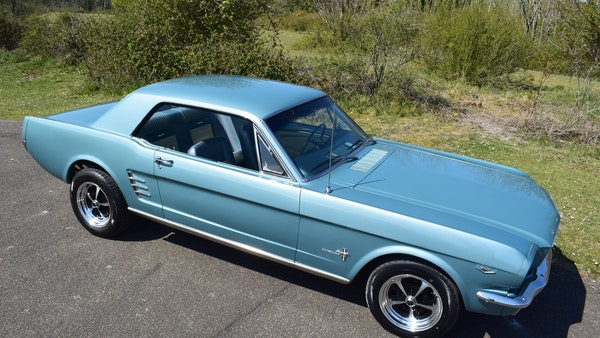 1966 Ford Mustang Coupe For Sale (picture 15 of 123)