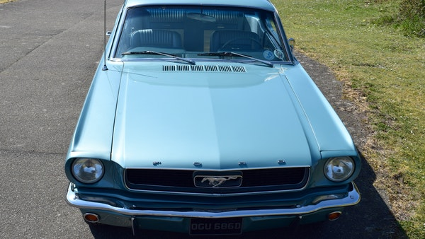 1966 Ford Mustang Coupe For Sale (picture 17 of 123)
