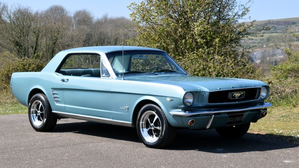 1966 Ford Mustang Coupe For Sale (picture 3 of 123)