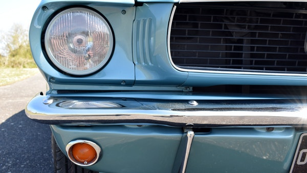 1966 Ford Mustang Coupe For Sale (picture 59 of 123)