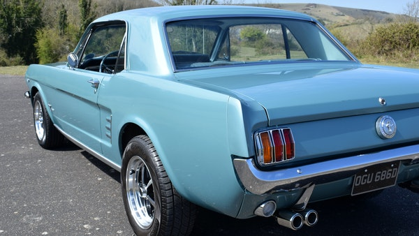 1966 Ford Mustang Coupe For Sale (picture 12 of 123)