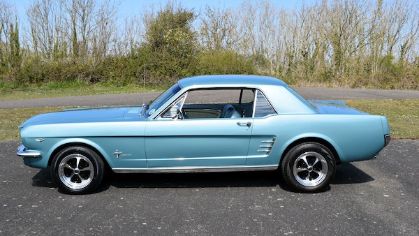1966 Ford Mustang Coupe For Sale (picture 6 of 123)