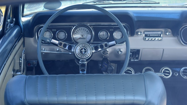 1966 Ford Mustang Coupe For Sale (picture 74 of 123)