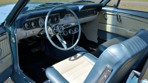 1966 Ford Mustang Coupe For Sale (picture 25 of 123)