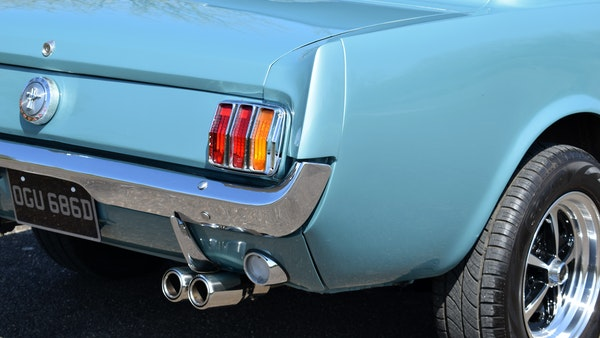 1966 Ford Mustang Coupe For Sale (picture 66 of 123)