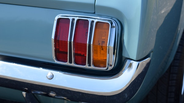 1966 Ford Mustang Coupe For Sale (picture 62 of 123)
