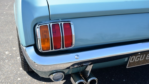 1966 Ford Mustang Coupe For Sale (picture 61 of 123)