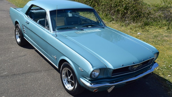 1966 Ford Mustang Coupe For Sale (picture 16 of 123)
