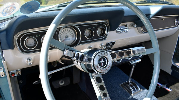 1966 Ford Mustang Coupe For Sale (picture 38 of 123)