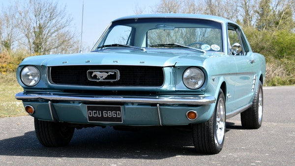 1966 Ford Mustang Coupe For Sale (picture 4 of 123)