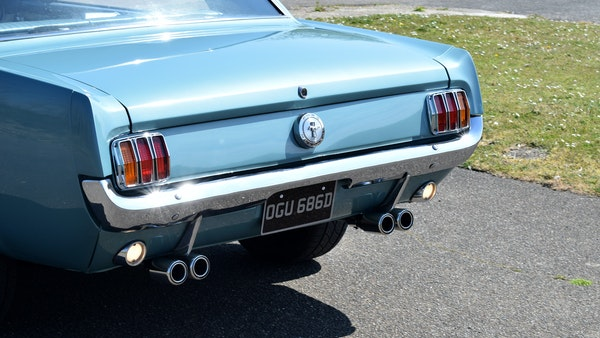 1966 Ford Mustang Coupe For Sale (picture 65 of 123)