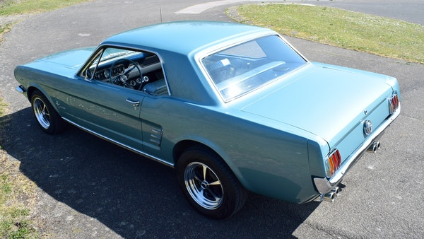 1966 Ford Mustang Coupe For Sale (picture 13 of 123)