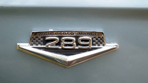 1966 Ford Mustang GT 2+2 Fastback For Sale (picture 69 of 107)
