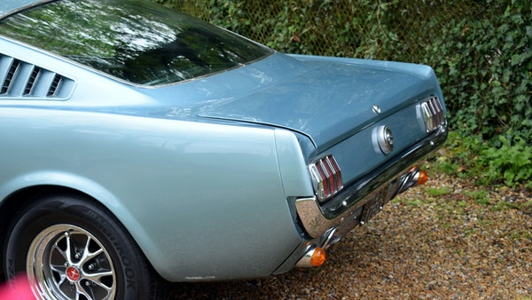 1966 Ford Mustang GT 2+2 Fastback For Sale (picture 57 of 107)