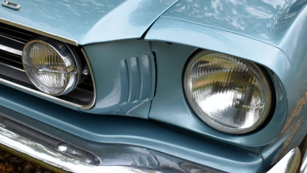 1966 Ford Mustang GT 2+2 Fastback For Sale (picture 62 of 107)