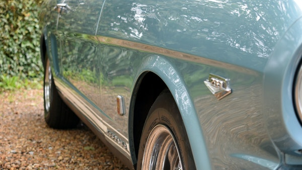 1966 Ford Mustang GT 2+2 Fastback For Sale (picture 66 of 107)