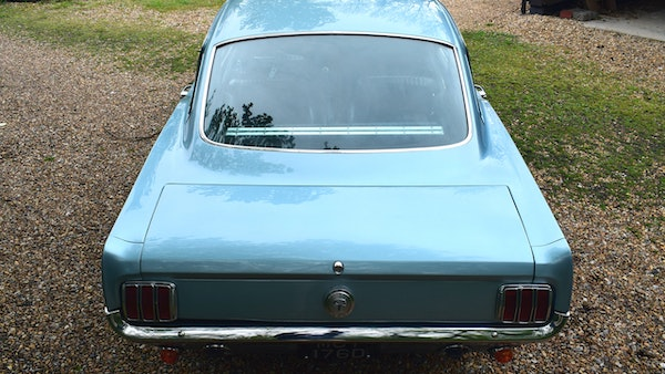 1966 Ford Mustang GT 2+2 Fastback For Sale (picture 19 of 107)