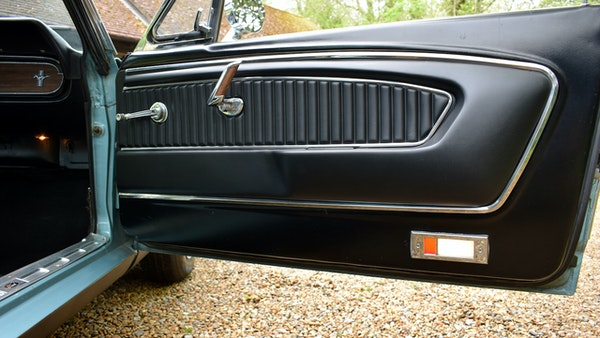 1966 Ford Mustang GT 2+2 Fastback For Sale (picture 46 of 107)