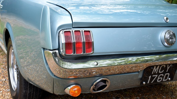 1966 Ford Mustang GT 2+2 Fastback For Sale (picture 59 of 107)