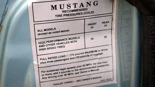 1966 Ford Mustang GT 2+2 Fastback For Sale (picture 42 of 107)