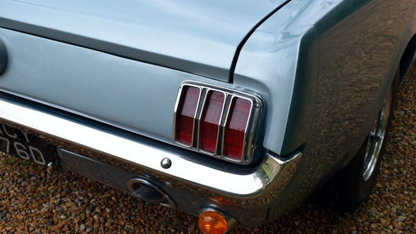 1966 Ford Mustang GT 2+2 Fastback For Sale (picture 60 of 107)