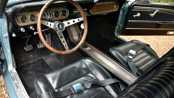 1966 Ford Mustang GT 2+2 Fastback For Sale (picture 29 of 107)