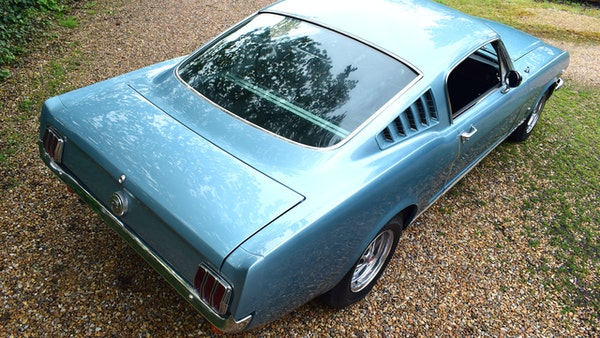 1966 Ford Mustang GT 2+2 Fastback For Sale (picture 20 of 107)