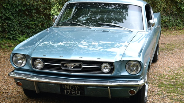1966 Ford Mustang GT 2+2 Fastback For Sale (picture 9 of 107)