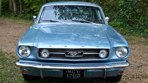 1966 Ford Mustang GT 2+2 Fastback For Sale (picture 6 of 107)
