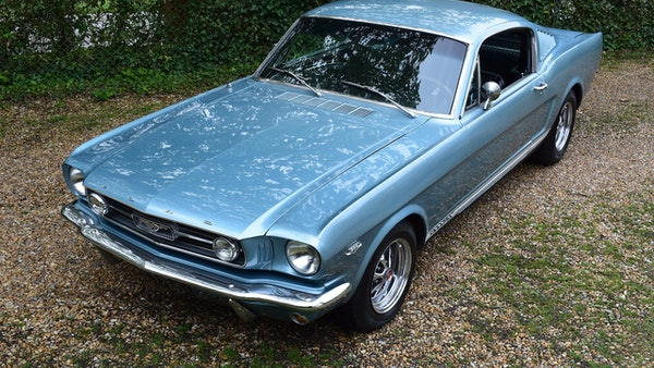 1966 Ford Mustang GT 2+2 Fastback For Sale (picture 11 of 107)