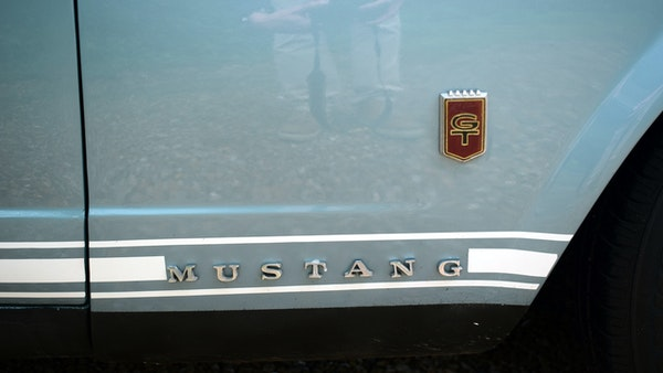 1966 Ford Mustang GT 2+2 Fastback For Sale (picture 68 of 107)