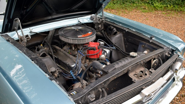 1966 Ford Mustang GT 2+2 Fastback For Sale (picture 73 of 107)