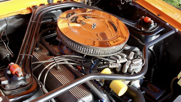 1970 Ford Mustang Mach 1 For Sale (picture 84 of 109)